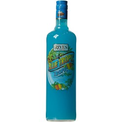 Blue Tropic Rives Sin Alcohol