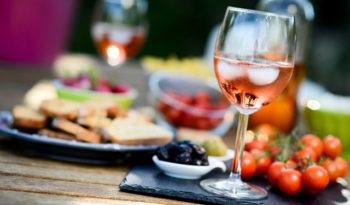 Los vinos rosados y sus características