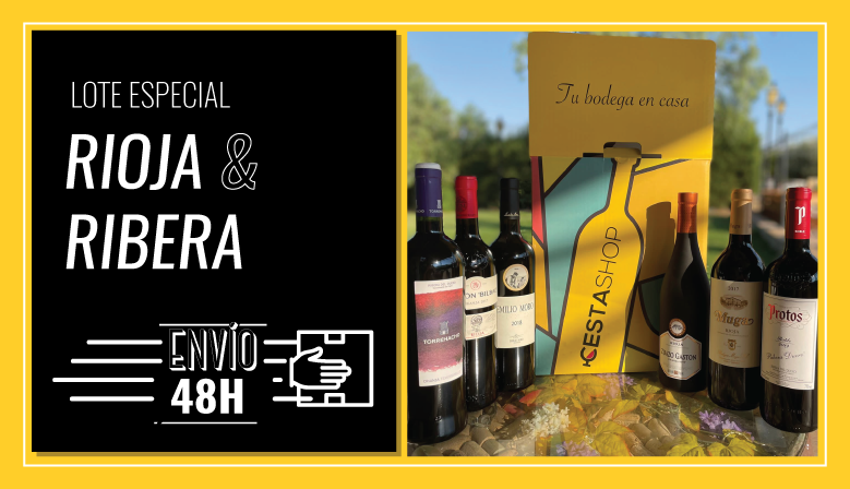 Promo Rioja Ribera